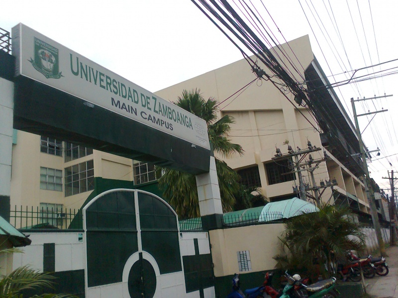 File:Universidad de Zamboagna Main Campus Tetuan Zamboanga City (11).jpg