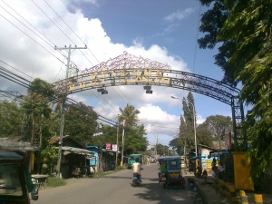 Talon talon welcome arch talon talon zamboanga city.jpg