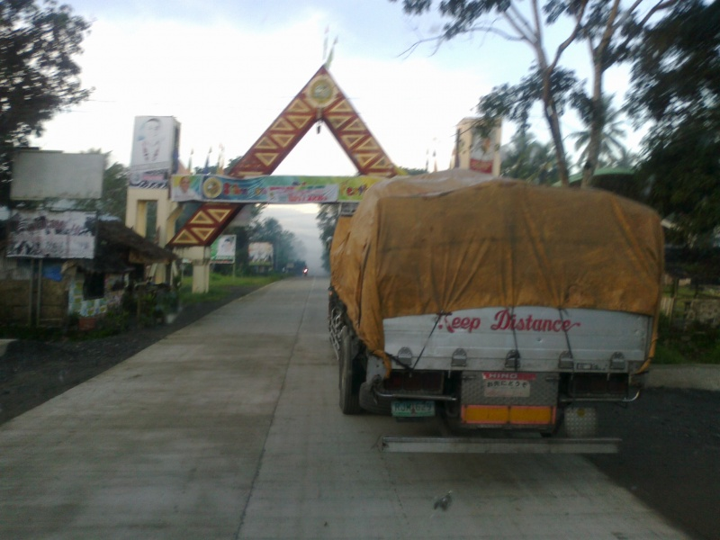 File:Leaving Kalawit, Zamboanga del Norte and into Titay, Sibugay.jpg
