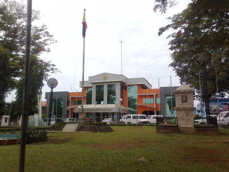 Pagadian City Philippines  City new picture : Pagadian City Hall in gatas pagadian city zamboanga del sur