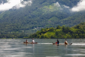 Lakewood Zamboanga del Sur and canoes.jpg