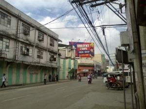 Corner of P Brillantes and CCClimaco streets 1.jpg