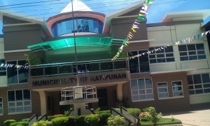 Municipality Hall of Katipunan, Zamboanga del Norte.jpg