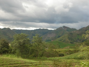 Cabanglasan mountains.JPG