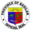 Official Seal of Basilan Province.png