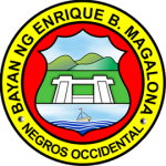 Enrique Magalona Negros Occidental seal.png