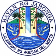 Municipality of Jabonga seal.jpg