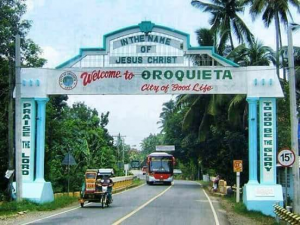 Welcome arch of Oroquieta City, Misamis Occidental, Philippines.png