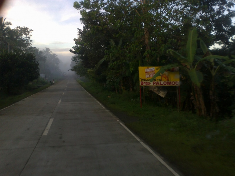 File:Palomoc, Titay, Sibugay welcome sign.jpg