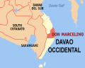 Ph locator davao occidental don marcelino.png