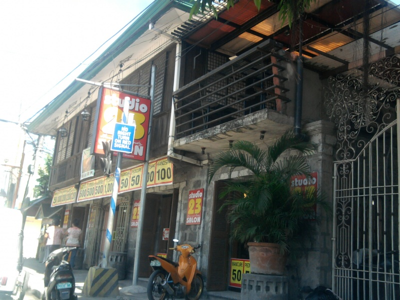 File studio 23 salon brgy san jose angeles city for A salon of studio city