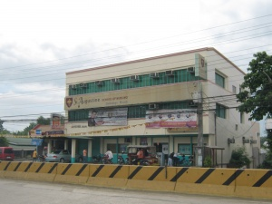 St. Augustine School of Nursing, Guiwan, Zamboanga City.jpg