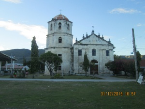 Front view of Oslob Church.JPG