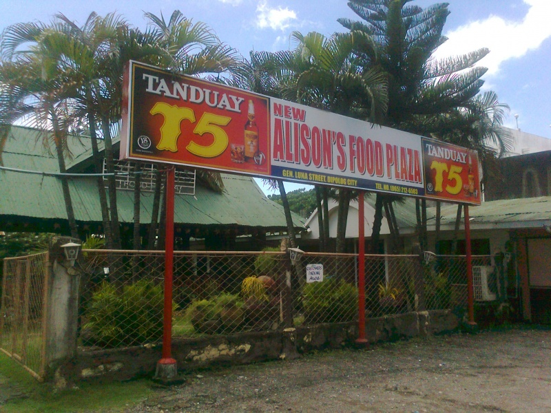 File:New allison's food plaza central dipolog city zamboanga del norte.jpg