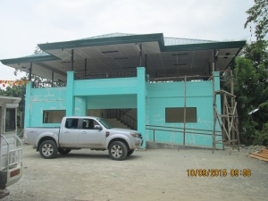 Barangay Hall of Bantol, Davao City.JPG