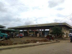 Terminal bus stop poblacion don bernardo nery calamba misamis occidental.jpg