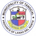 Tangcal municipality seal.jpg