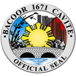 Bacoor Cavite Official Municipal Seal.png