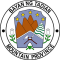 Tadian Mountain Province Seal.png