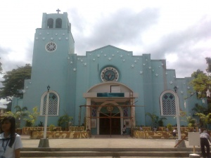 Catholic church of poblacion 1 oroquieta city.jpg