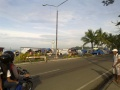 R.T. Lim Blvd. - Cawa Cawa Blvd. Turned into a Tent refugee area, Sto. Niño Zamboanga City Philippines.jpg