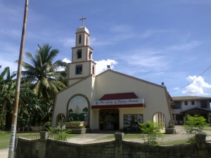 Our Lady of Fatima Parish, Manicahan.jpg
