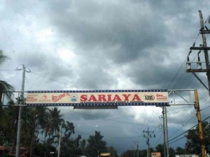 Welcome to Sariaya quezon.jpg