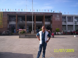 At Ozamis City Hall.JPG