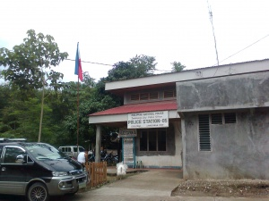 Philippine national police station of divisoria zamboanga city.jpg