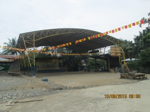 Multi-purpose Gym of barangay Bantol, Davao City.JPG