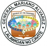 General Mariano Alavarez, GMA, Cavite New Official Seal and logo.jpg