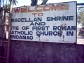 Magellan Shrine and First site of first roman catholic church in Mindanao, Magallanes Agusan del Norte Philippines.JPG
