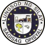 Silay city negros seal.png