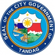 Tandag city seal.jpg