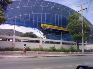 Olongapo city multi purpose rizal triangle.jpg