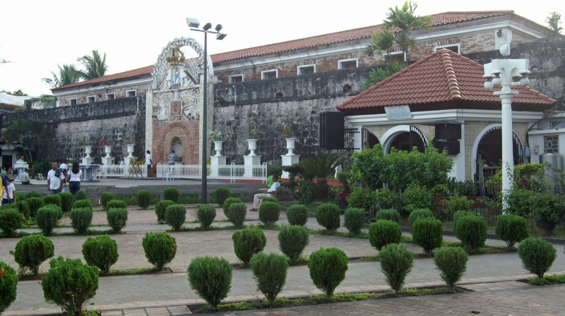 File:Fort Pilar Zamboanga City 01.JPG