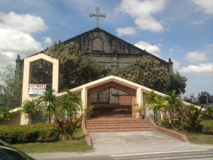 Catholic Church San Vicente, Bacolor, Pampanga.jpg