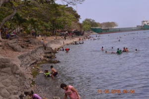 Beach at Curvada, Kapatagan, Lanao del Norte.jpg