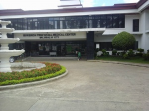 Bukidnon Provincial Medical Center, Malaybalay City.jpg