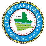 Cabadbaran city seal.png