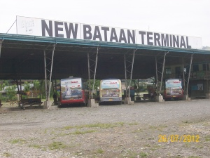 New Bataan Bus Terminal, Compostela Valley.JPG