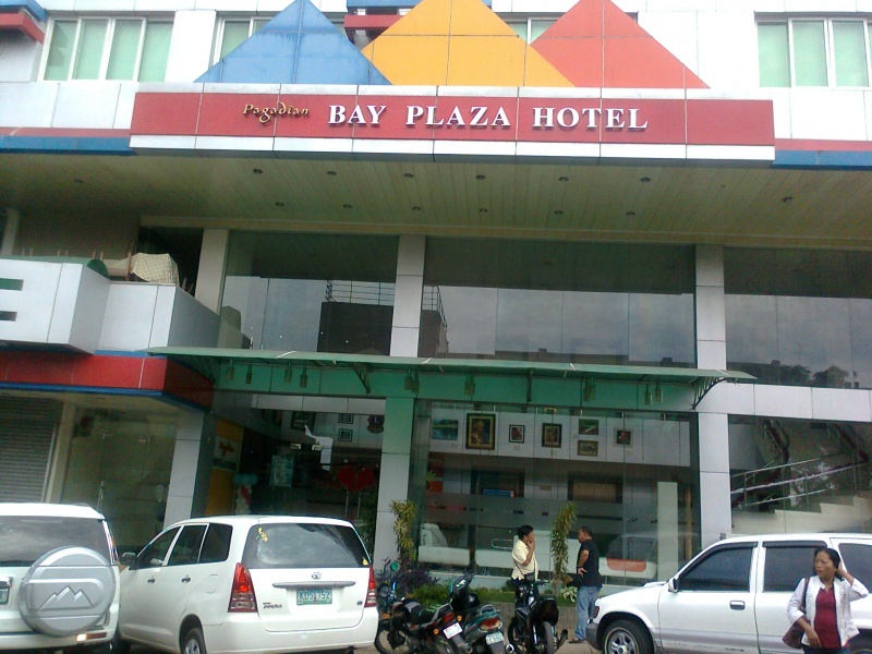 File:Bay plaza hotel of gatas pagadian city zamboanga del sur.jpg