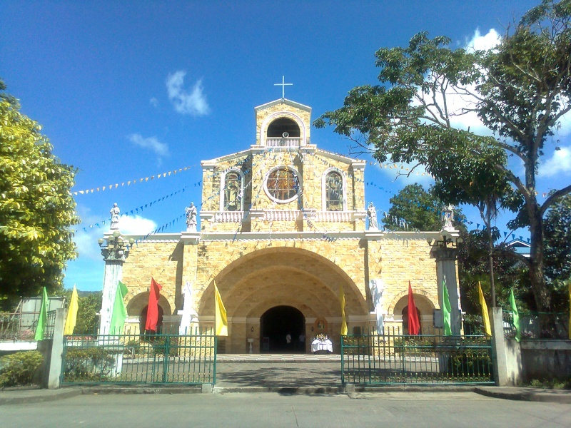 File:Our lady of the most holy rosary cathedral parish estaka dipolog city zamboanga del norte.jpg