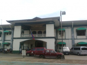 City Hall of Oroquieta in poblacion 2 oroquieta city.jpg