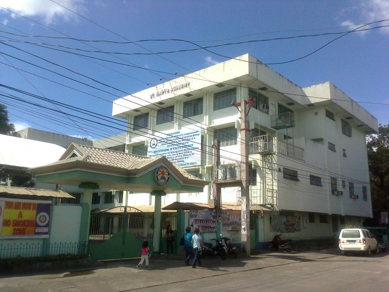 File:St mary's academy central dipolog city zamboanga del norte.jpg