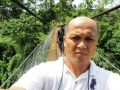 The author at the Hanging Bridge .JPG