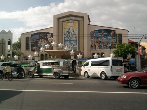 Holy Cross Parish Church Catholic sta.cruz lubao.jpg
