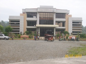 Municipal Hall of New Bataan, Compostela Valley .JPG
