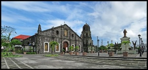 St John the Baptist parish Church City Albay.jpg